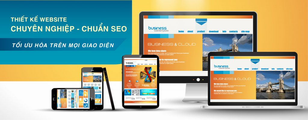 Thiết kế website tại TP.HCM uy tín