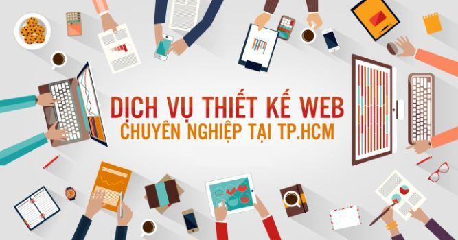 thiết kế web chuyên nghiệp nhất
