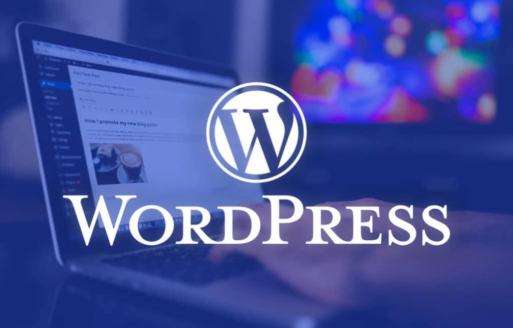 WordPress là trình xây dựng trang web đầu tiên